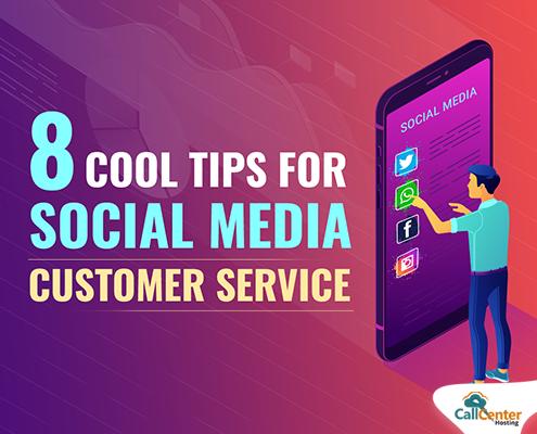 8 Cool Tips For Social Media Customer Service